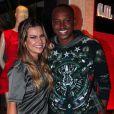 Thiaguinho e Fernanda Souza costumam se declarar nas redes sociais, para alegria dos fãs que amam esse casal!