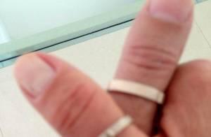 Junno Andrade e Xuxa acham graça de boatos sobre aliança e noivado: 'Divertido'