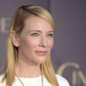 Cate Blanchett, vilã de 'Cinderela', fala sobre adoção da filha: 'É maravilhoso'