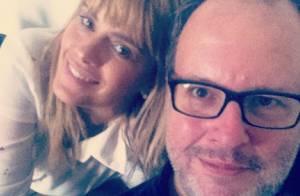 Carolina Dieckmann adota franja para filme de terror e ganha elogio: 'Linda'