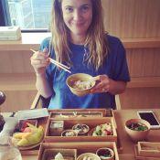 Drew Barrymore mostra fotos da viagem ao Japão com o marido: 'Sayonara'