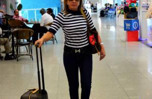 Assim como Zilu, outros famosos apostam em bolsas e malas de grife para viajar