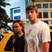Eliana assume namoro com Adriano Ricco e casal é visto de mãos dadas no Rio