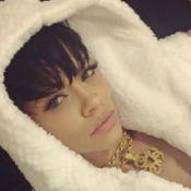 Semelhança entre Rihanna e suposta nova namorada de Chris Brown impressiona fãs