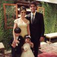 Kaká vai morar na mansão com a mulher, Carol Celico, e os filhos Luca e Isabella