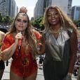 Ludmilla vai cantar com Preta Gil na estreia de seu novo show