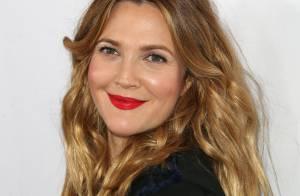 Drew Barrymore fala sobre boa forma após segunda gravidez: 'Está tudo caído'