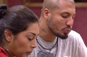 'BBB15': Amanda lembra pedido de namoro a Fernando. 'Maior mico da minha vida'