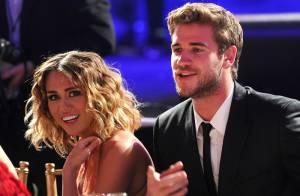 Irmãos de Liam Hemsworth querem que ele termine noivado com Miley Cyrus