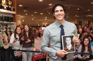 Reynaldo Gianecchini vai inaugurar centro social com lucro da venda de seu livro