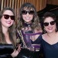 Famosos vão ao lançamento da coleção Sabrina Sato de Lilly's Closet, em São Paulo, nesta terça-feira, 31 de março de 2015