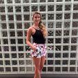 Aline Gotshalg emagreceu 2 quilos após sair do 'BBB15'