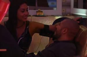 'BBB15': Amanda pede Fernando em namoro, brother desconversa e diz que ama Aline