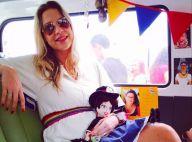 Luana Piovani comenta chegada dos gêmeos: 'Bem preocupada, mas sou guerreira'