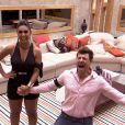 Cézar caiu no choro ao ser anunciado como campeão do 'Big Brother Brasil 15'