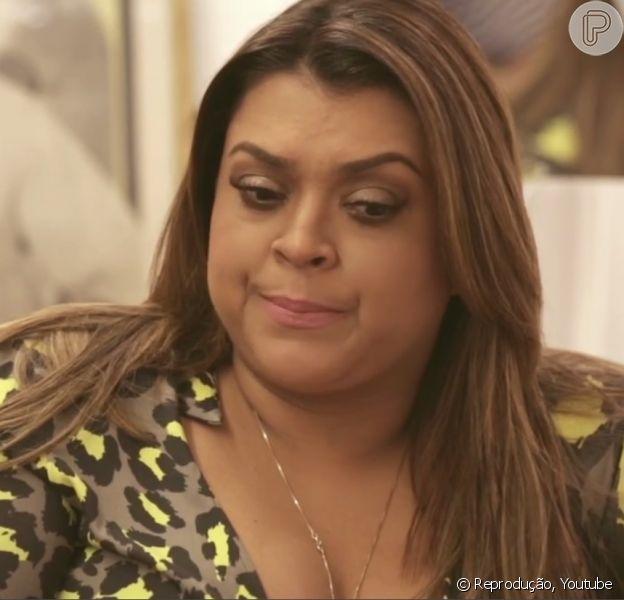 Preta Gil fala sobre escolhas de padrinhos para casamento com Rodrigo Godoy no reality show 'Preta Vai Casar', em 8 de abril de 2015