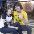 Isabella Santoni e Rafael Vitti já desconversaram sobre namoro. Atriz declarou que quer focar na carreira