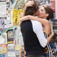 Isabella Santoni e Rafael Vitti protagonizaram beijos calienetes como o casal 'Perina' na novela 'Malhação', da Globo