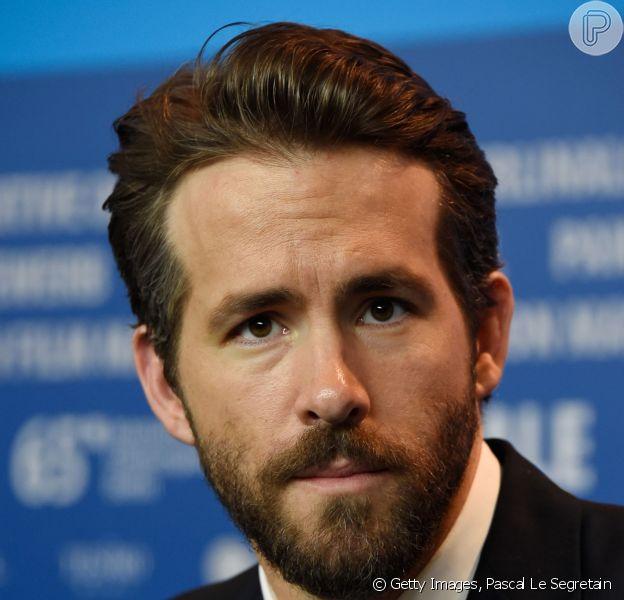 Ryan Reynolds foi atropelado por um paparazzo na garagem de um hotel em Vancouver, no Canadá, na última sexta-feira, 10 de abril de 2015