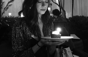 Thaila Ayala celebra 29 anos nos Estados Unidos: 'Mentalizando meu ano novo'