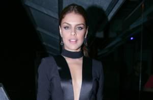 Paloma Bernardi usa decote em evento com presença de Sophia Abrahão e famosas