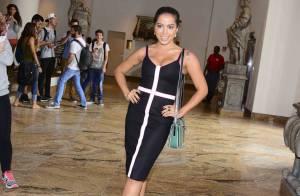 Anitta usa look de R$ 10 mil na SPFW e fala de moda: 'Não sigo um padrão só'