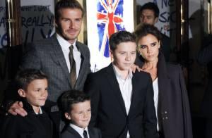 Victoria Beckham fala sobre aposentadoria do marido: 'Muito orgulhosos de David'