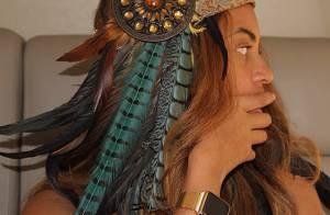 Beyoncé aposta em relógio de R$ 52 mil para ir ao festival Coachella 2015