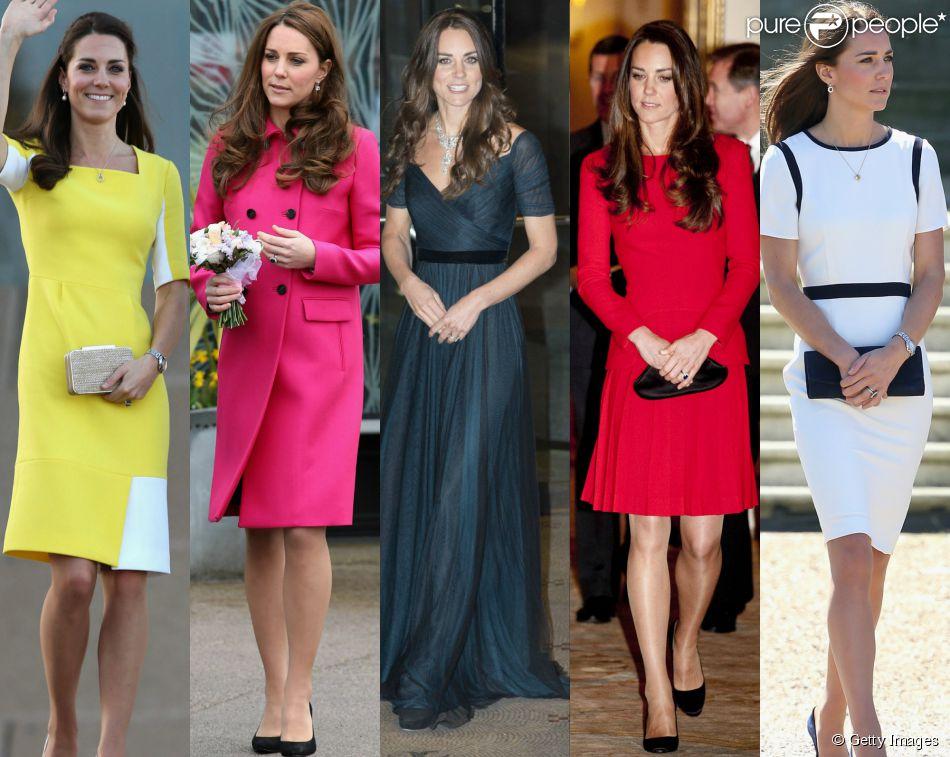 8e621f992 Confira alguns looks que Kate Middleton adora ter em seu armário e ...