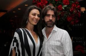 Maria Fernanda Cândido inaugura restaurante com o marido, em São Paulo