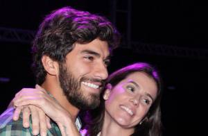 Hugo Moura comenta namoro com Deborah Secco: 'Queremos ser felizes juntos'