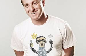Luciano Huck se desliga de grife após polêmica com camiseta infantil: 'Aprendi'