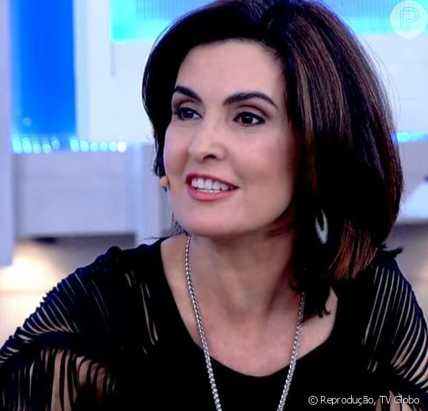 Fátima Bernardes diz que tem ajuda de duas empregadas e faz homenagem: 'Ajuda muito'