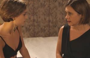 Novela 'Babilônia': Inês pede perdão a Alice após sobreviver a tiro de Beatriz