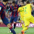 No total, Neymar já marcou 47 gols pelo Barcelona, assim como Ronaldo