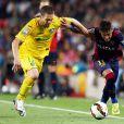 Neymar tem vivido uma ótima fase profissional e sempre marca pelo menos um gol por partida, pelo Barcelona