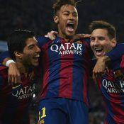 Neymar se iguala a Ronaldo em números de gols pelo Barcelona após marcar em jogo