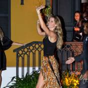 Gisele Bündchen ganha festa da revista 'Vogue' com presença de Sabrina Sato