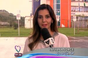 Repórter da Globo assaltada ao vivo comenta o caso no 'Mais Você': 'Susto'