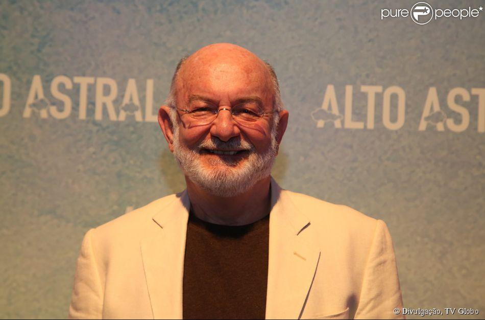 Silvio de Abreu editou 12 capítulos da novela 'Babilônia' e os compactou em seis, em abril de 2015