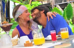 Grávida, Deborah Secco planeja casamento em praia. Relembre relação com surfista