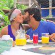 Deborah Secco não esconde sua paixão por Hugo Moura e já organiza casamento com ele