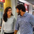 Deborah Secco e Hugo Moura vão se casar em uma praia na Bahia. Esse será o segundo casamento da atriz