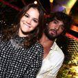 Marlon Teixeira termina namoro com Bruna Marquezine: 'Estou solteiro', afirmou o modelo em entrevista ao colunista Bruno Astuto, da revista 'Época', neste sábado, 2 de maio de 2015