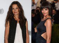 Met Gala: Katie Holmes vai de peruca e Rodrigo Santoro aparece barbudo no evento