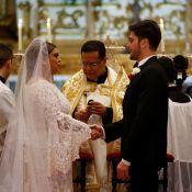 Preta Gil se casa com Rodrigo Godoy: 'Muito feliz'. Veja vídeos do casamento!