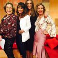Atualmente, Mônica é uma das apresentadoras do programa 'Saia Justa', do GNT