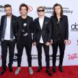 Liam Payne, Louis Tomlinson, Niall Horan e Harry Styles do One Direction no Billboard Music Awards 2015
