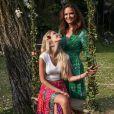 Yasmin Brunet relembrou reação da mãe, Luiza Brunet, ao saber que ela estará no elenco da novela de Walcyr Carrasco: 'Ela vibrou, ficou muito feliz e com muito orgulho'