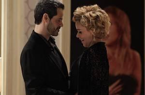 'Sangue Bom': Bárbara (Giulia Gam) e Natan (Bruno Garcia) assumem namoro
